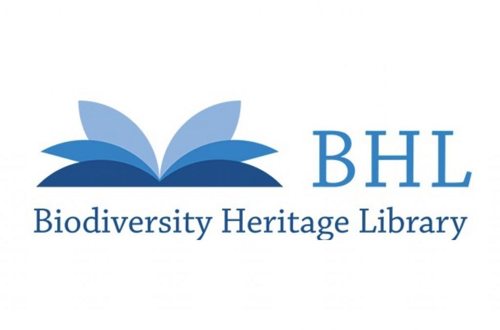 FORUM 2019: Biodiversity Heritage Library (BHL): a source of big data and analysis
