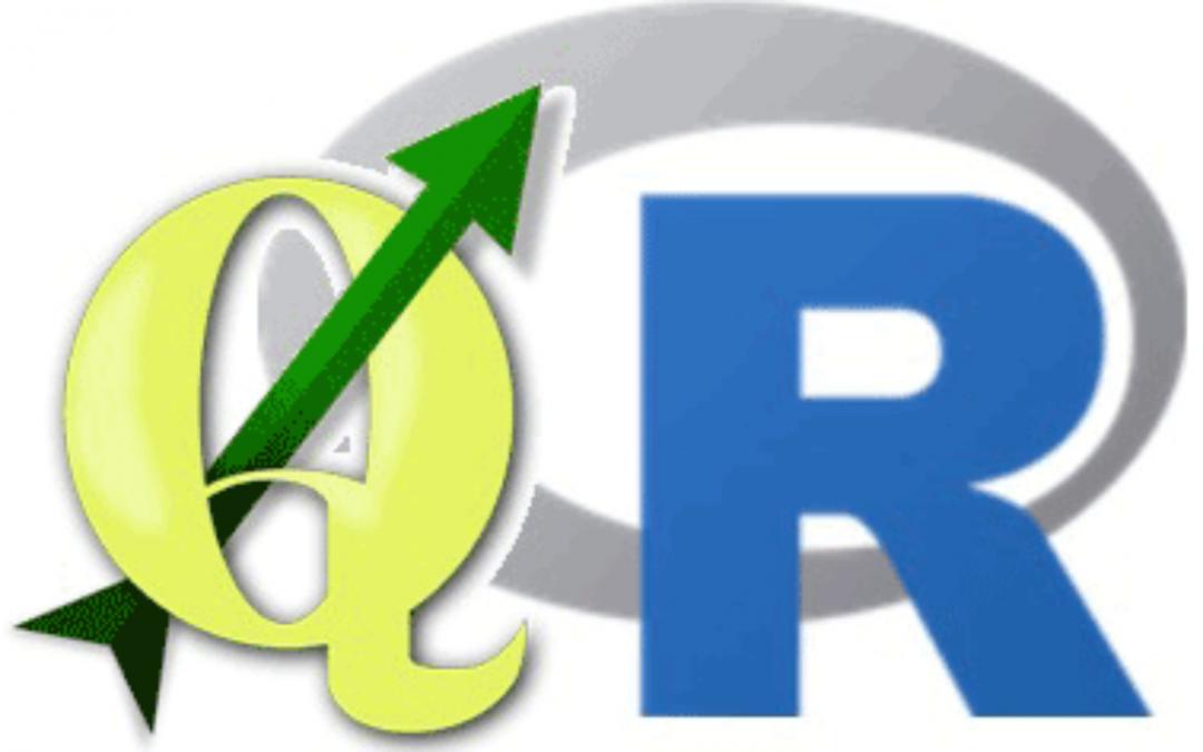 R and QGIS data visualisation workshop for postgrads