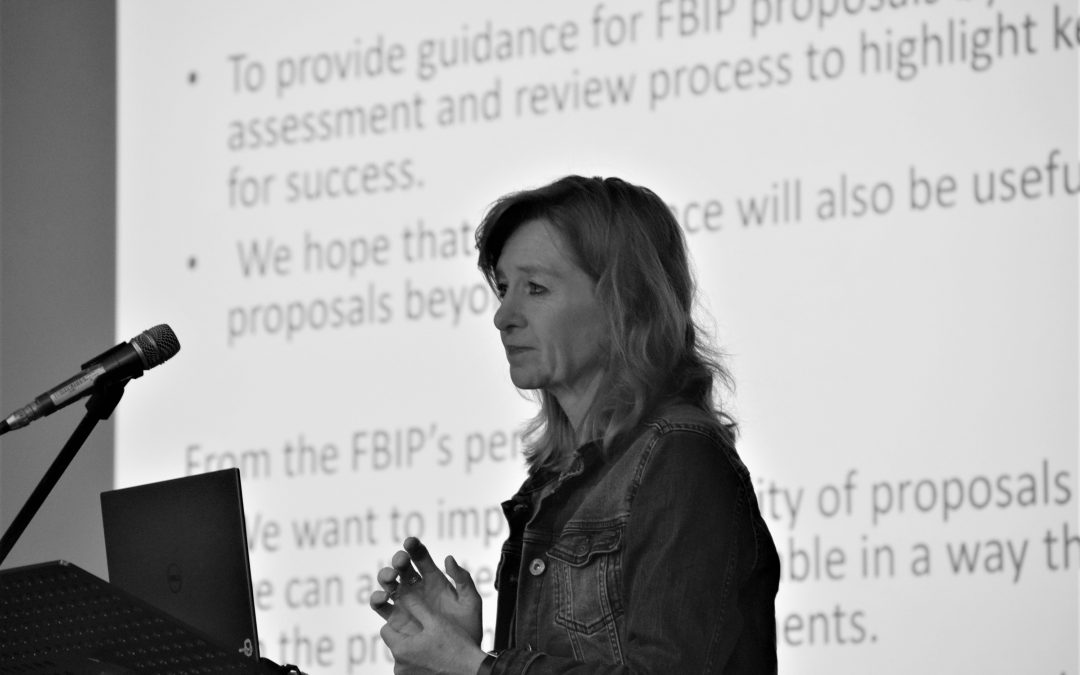 FBIP funding proposal writing workshop – ONLINE