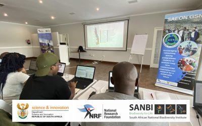 FBIP-SAEON 2020 workshop gives students crucial data skills