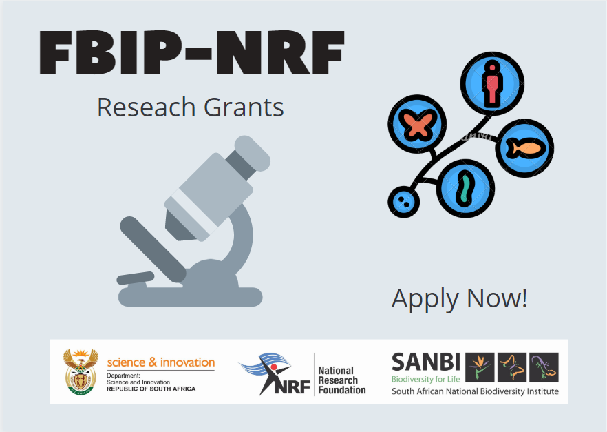 FBIP-NRF Research Grant call – Apply now