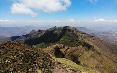 Free State mountains shield biodiversity from climate change, FBIP study shows