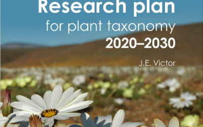 A decadal research plan for South Africa's plant taxonomy